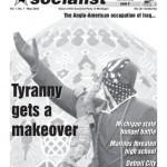 The Michigan Socialist – May 2003
