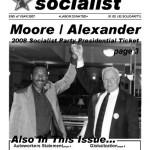The Michigan Socialist – Year End 2007
