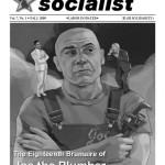 The Michigan Socialist – Fall 2009